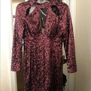 Charlotte Russe Evening Dress
